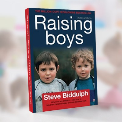 Book - Steve Biddulph's Raising Boys