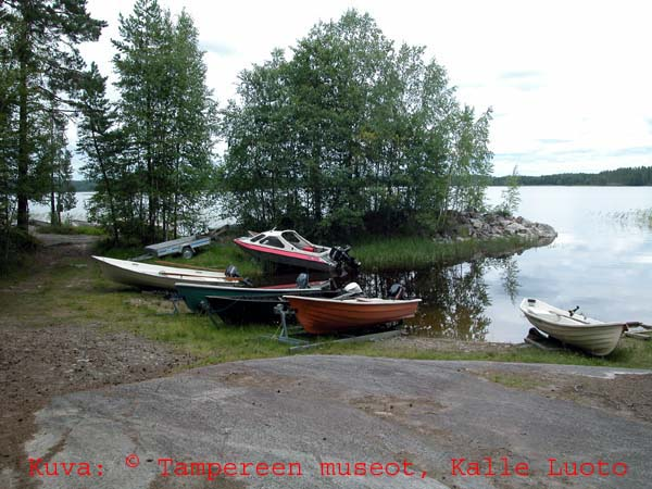 © Kalle Luoto, Pirkanmaan maakuntamuseo