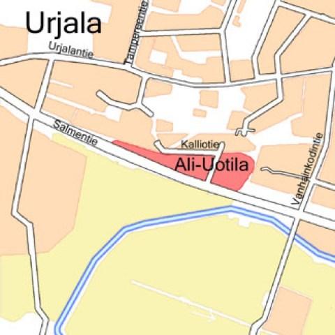 Ali Uotilan Kalmisto Adoptoi Monumentti