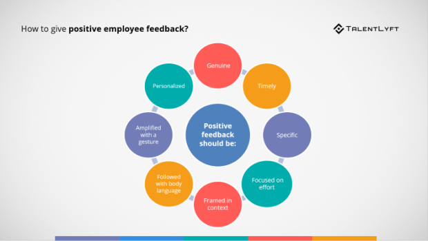 examples of positive feedback for colleagues