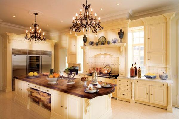 Cozy Bright Kitchen Designs Adorable Home