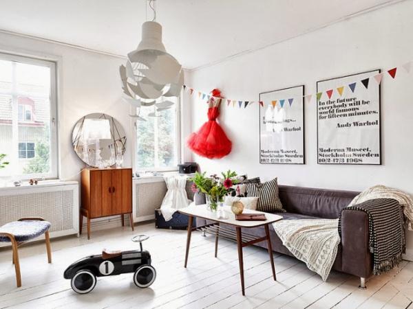 Happy Modern Home Decor