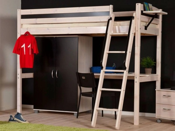 Children S High Sleeper Beds Adorable Home