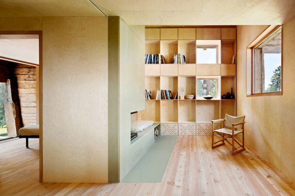 Clever Inner House In Switzerland Adorable Home