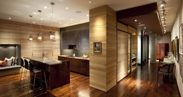 Interiors Beautiful Apartment
