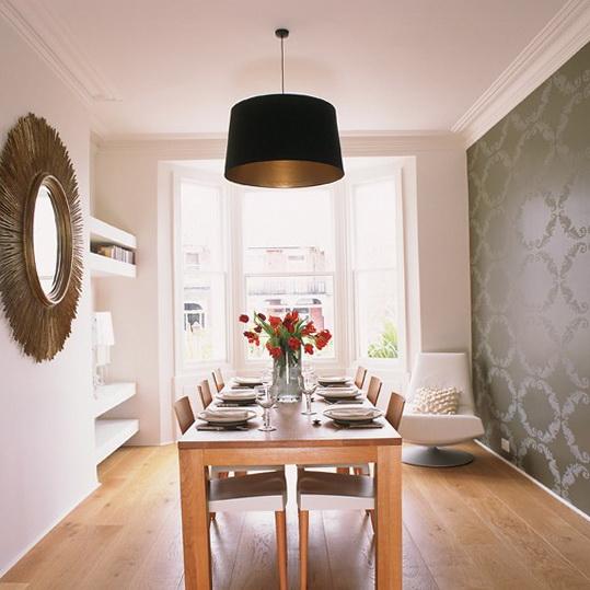 Dining Room Wallpaper Designs