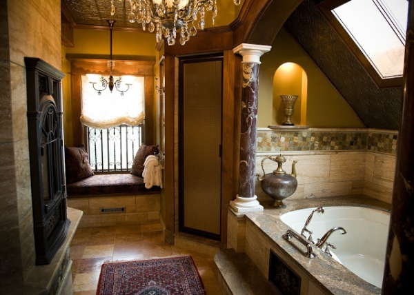 Inspiration: Amazing Bathrooms