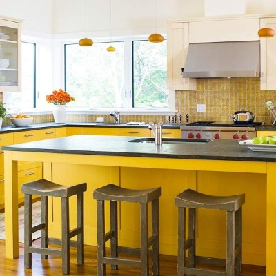 Kitchen island color ideas – Adorable Home