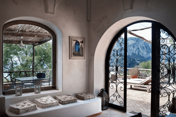 Lay Back And Relax In This Mediterranean Villa Adorable Home