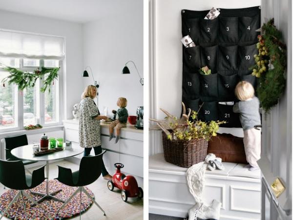 Organic Christmas Decoration Adorable Home