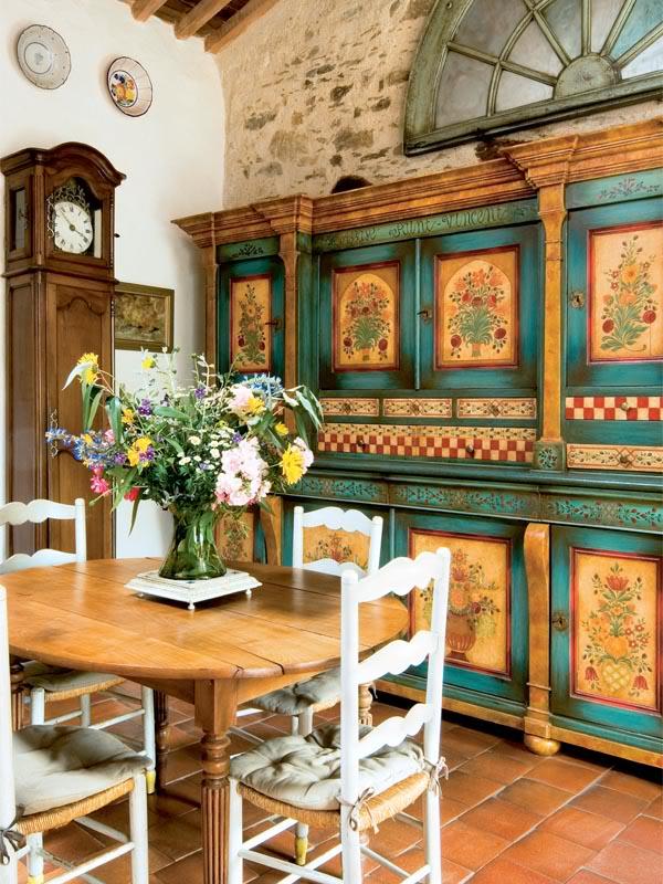 Kitchen One Design Wall