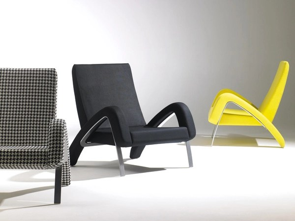 Retro Futuristic Chair Design Adorable Home