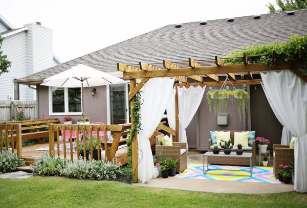 Summer Patios Ideas For The Contemporary Home Adorable Home