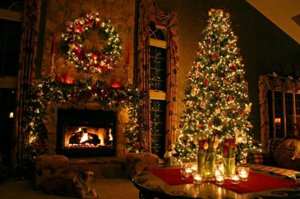 Home Accents Santa