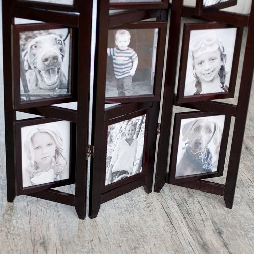 This Photo Frame Room Divider By Hayneedle Will Look