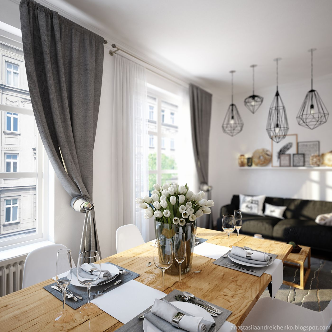 Apartment Interior Ideas