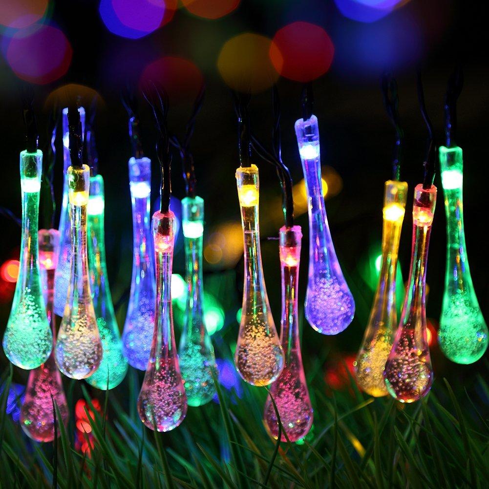 Multi Colored Led Christmas Lights