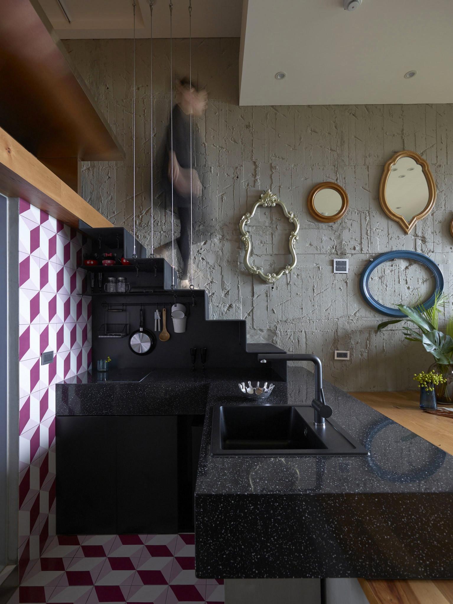 Eclectic Interior 10