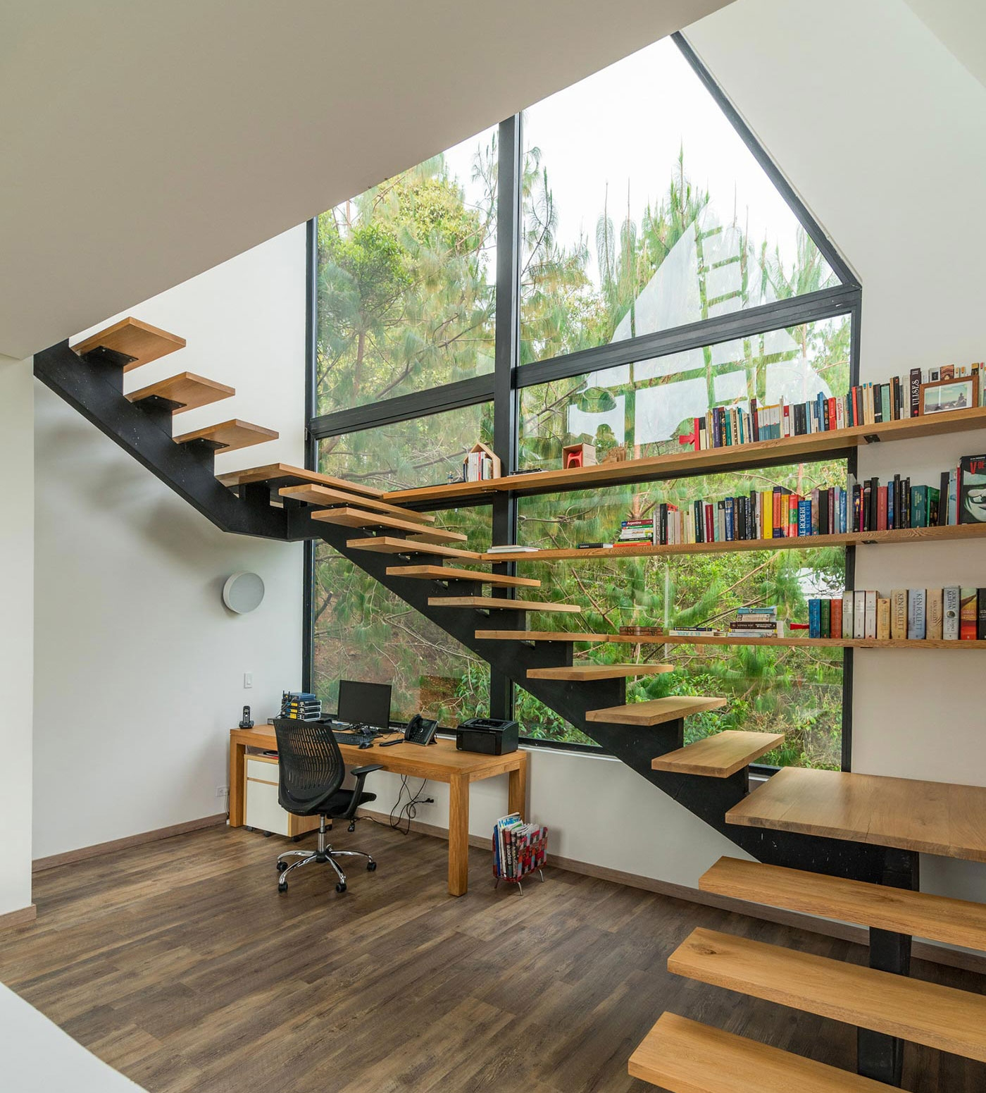 Best Staircase Designs For The Modern Home – Adorable Home   Design For Stairs At Home   Iron   Interior Design   Stairway   Wood   Living Room