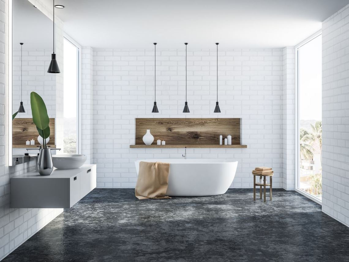 Interior Design Tips to Create a Luxurious Bathroom in ...