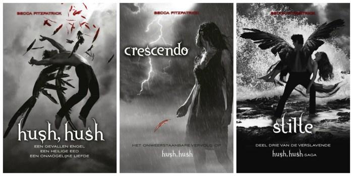 hush-hush serie