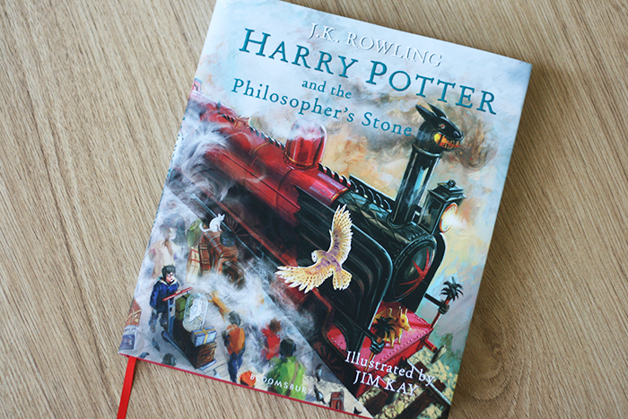 harry potter prentenboek