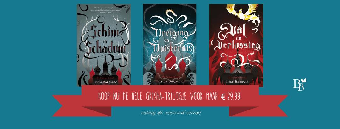De Grisha serie