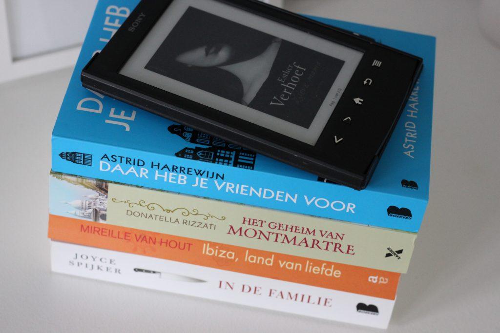 Boeken die wij hebben gelezen