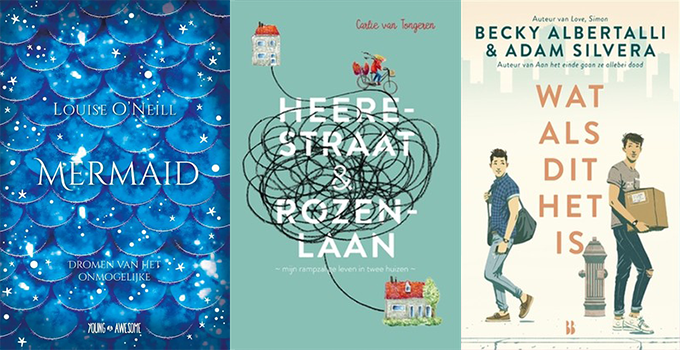 young adult kerst