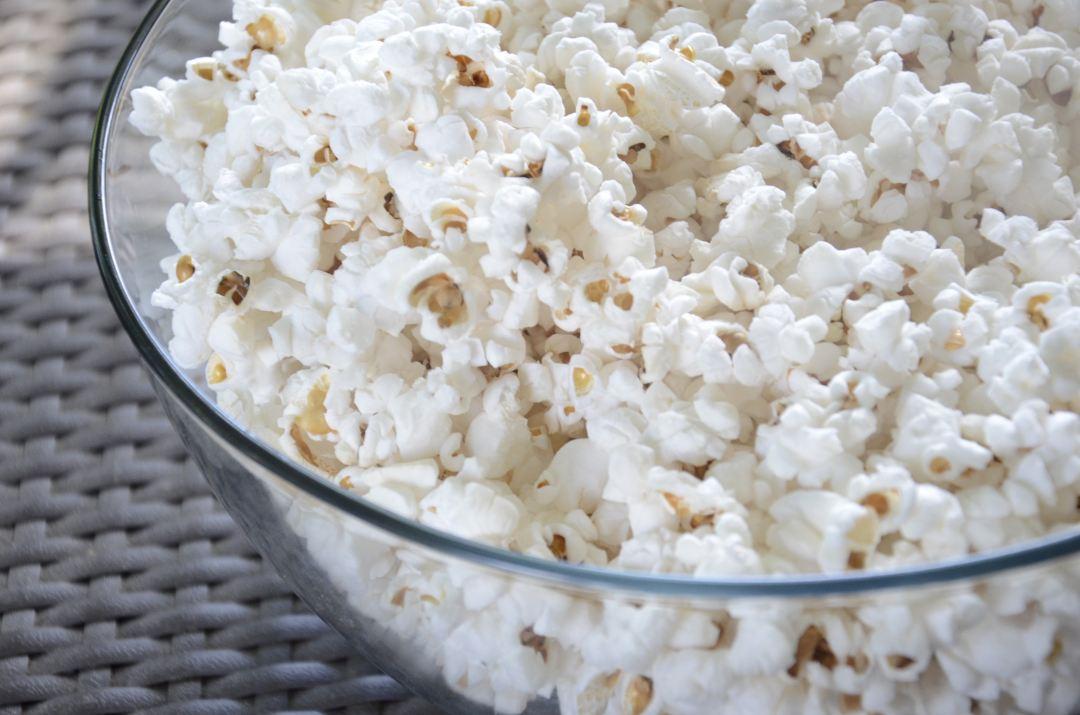 Netflix popcorn