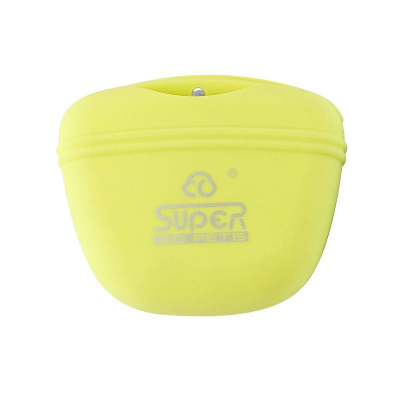 Dog's Plastic Waterproof Treat Pouch Dogs Training