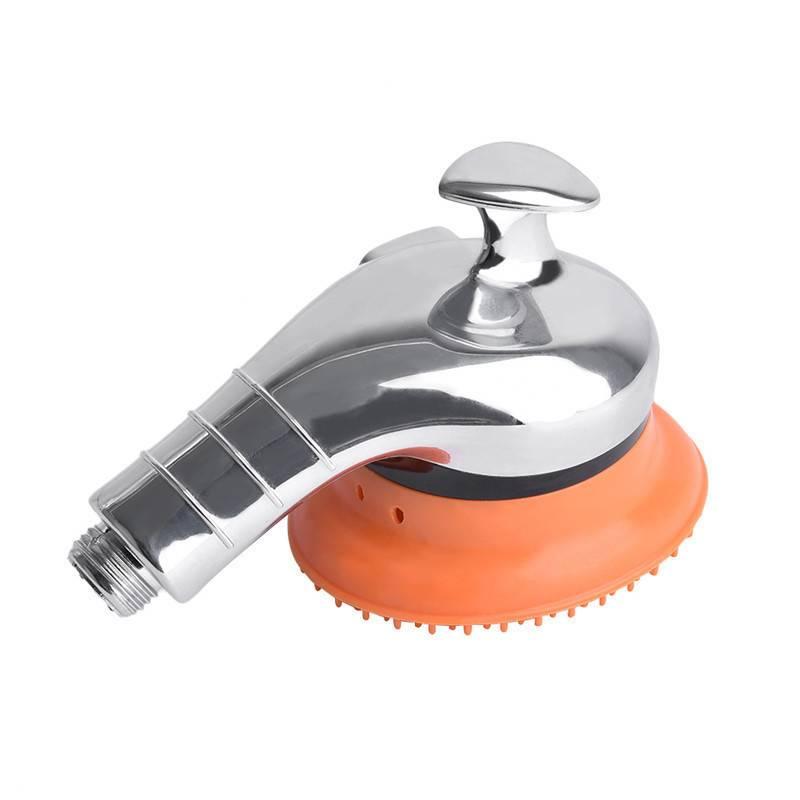 Brush Shower Sprayer for Dogs Dogs Grooming & Care
