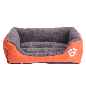 Comfortable Soft Fleece Dog's Bed Beds Dogs