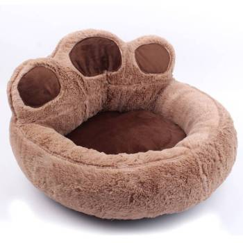 Dog's Paw Shaped Bed Beds Dogs