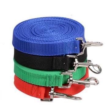 Nylon Dog's Leash with Titanium Hook