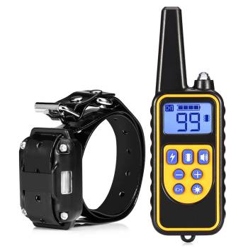 Waterproof Electric Dog Training Collar Electronic Collars Electronics