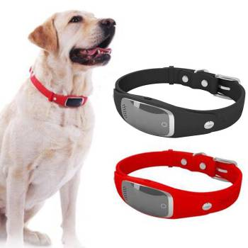Dog`s Mini Electric LCD Display GPS Trackers Electronic Collars Electronics