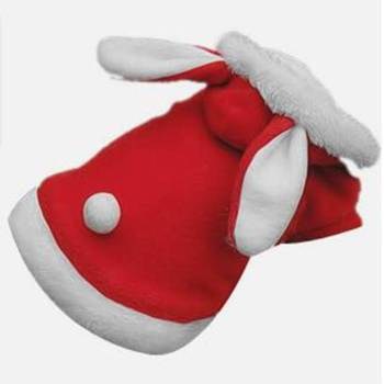 Cat's Christmas Santa Claus Clothing Pet Christmas Costume and Toy