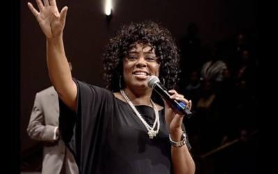 Biographie du chantre Benita Jones
