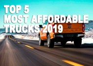 TOP 5 Affordable Trucks 2021 | Best Performance on a Budget!