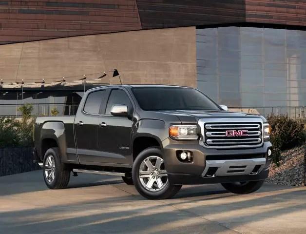 New GMC Colorado - Most Affordable Trucks 2019
