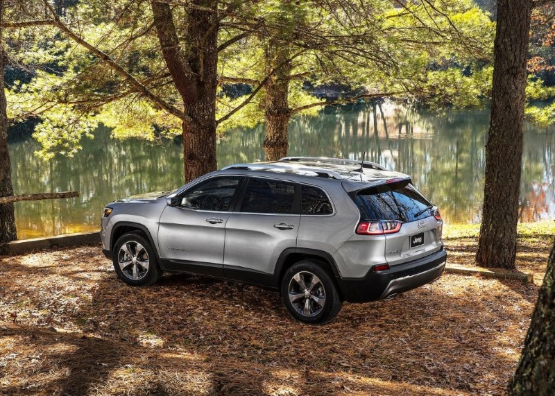2020 Jeep Grand Cherokee Trailhawk 4X4 SUVs