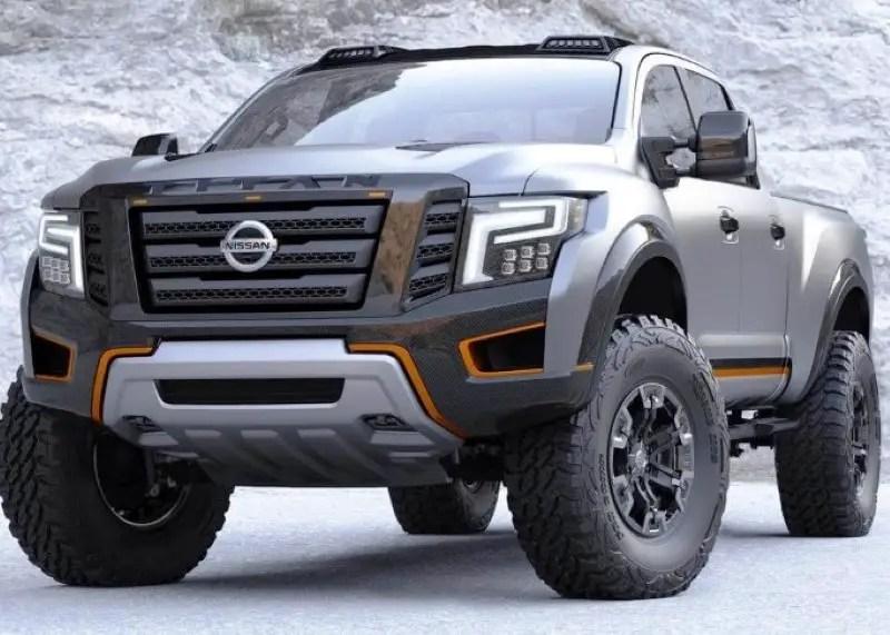 2020 Nissan Titan XD Price & Release Date