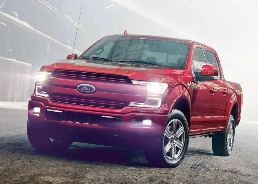 2020 Ford F150 Raptor Changes Exterior - NEW LED LIGHT