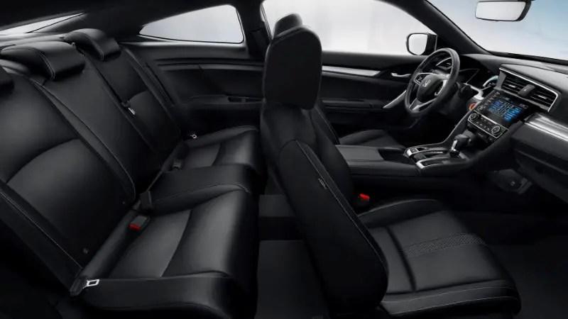 2020 Honda Civic Interior Dimensions