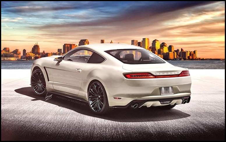 2020 Lincoln MKZ Redesign Exterior & Dimensions Changes
