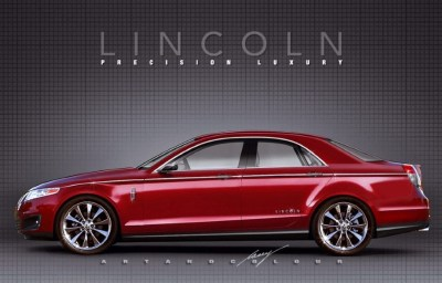2020 Lincoln Town Car: Specs, Redesign & Release Date [ Update ]
