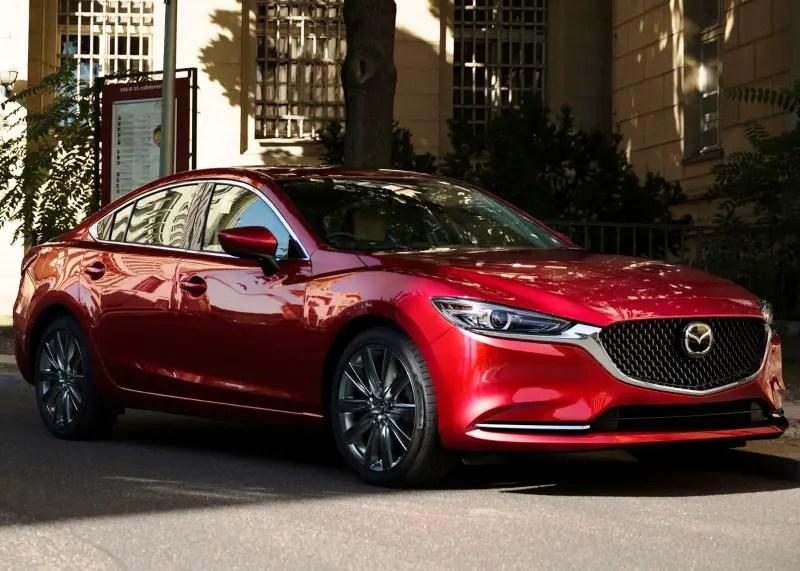 2020 Mazda 6 Diesel Engine Performance & MPG