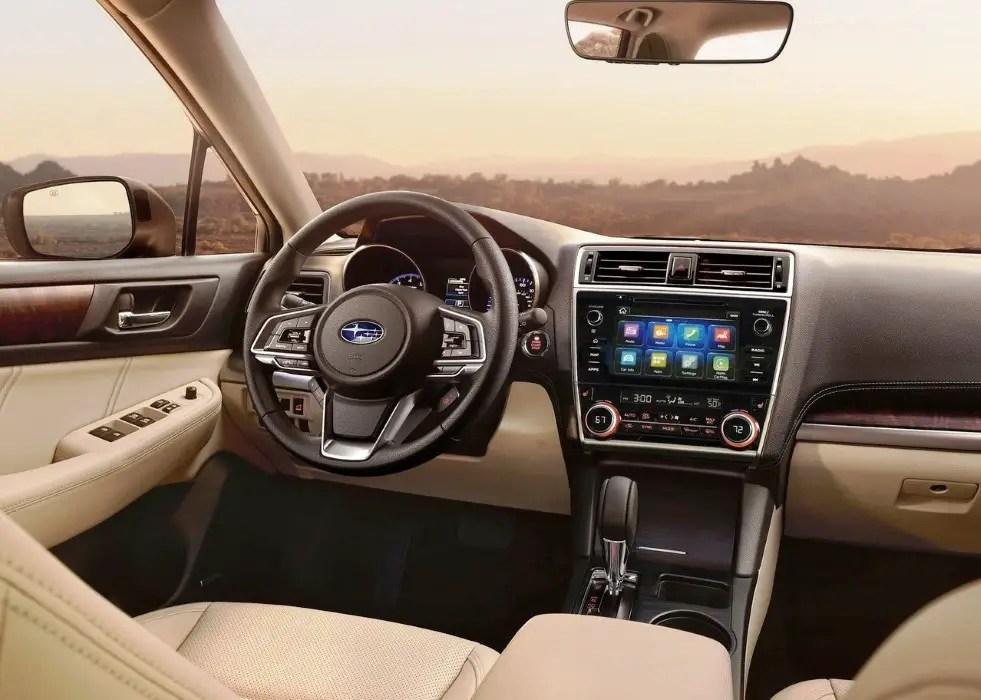 2020 Subaru Outback Safety Features With EyeSight Platform