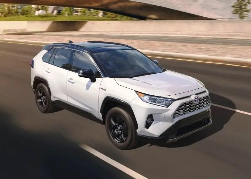 2020 Toyota RAV4 Australia Price & Release